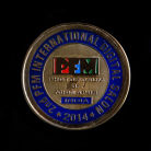 Gold medal PFM-2014 Ice of Greenland 4